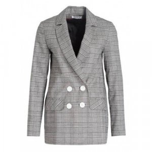 Edited Boyfriend Blazer multicolored mixture fibre