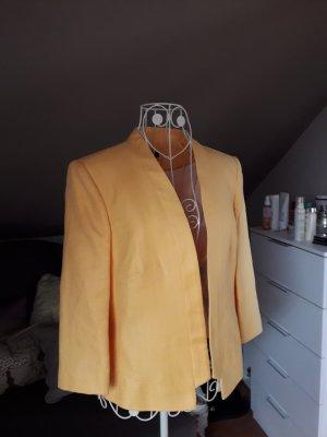 Mexx Blazer jaune-orange doré