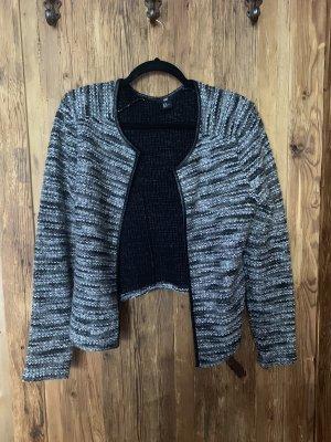 H&M Blazer in lana multicolore