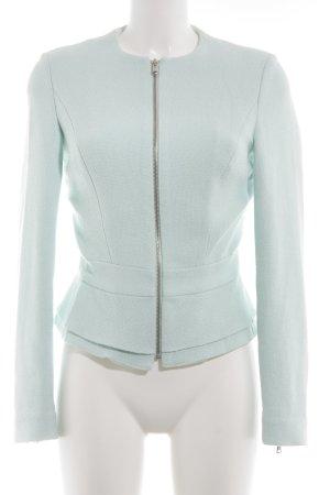 Blazerjacke in pastell-türkis von Zara Gr. 34 / XS