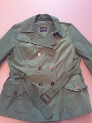 Gil Bret Long Jacket grass green