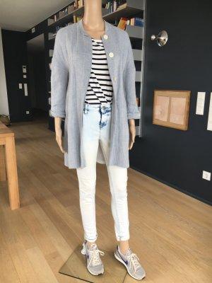 Zara Oversized Jacket azure