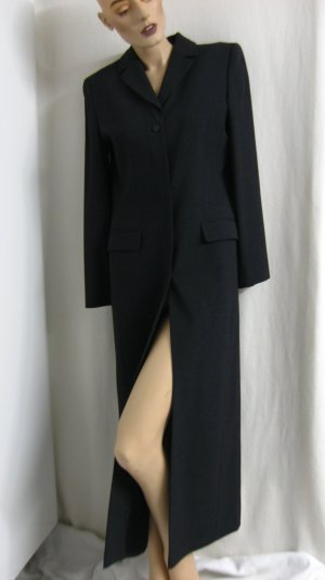 Apart Frock Coat anthracite mixture fibre