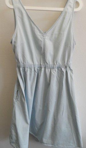 Bleached Denim Kleid Gr. 40