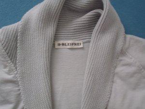 """""""BLEIFREI""""-Cardigan, blaßgrau, TOPzustand, Gr.XL wie NEU"""