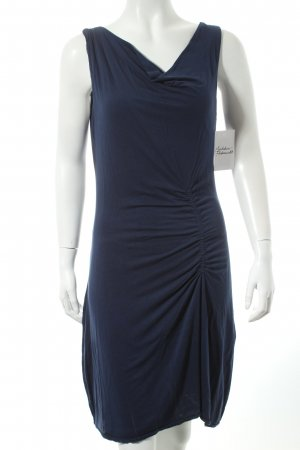 Bleifrei Cocktailkleid blau Eleganz-Look