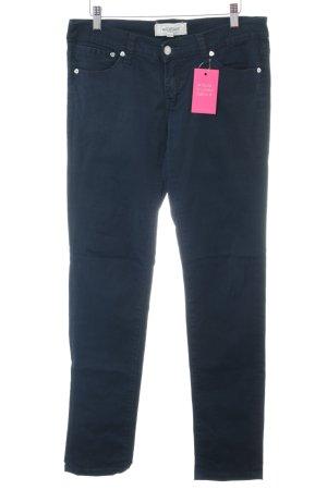Bleifrei Skinny Jeans dunkelblau Casual-Look