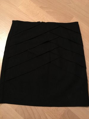 Orsay Falda de tubo negro