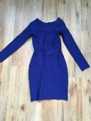 Pencil Dress blue