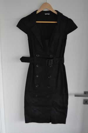 3 Suisses Pencil Dress black cotton