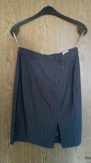Betty Barclay Rok met hoge taille lichtgrijs-grijs