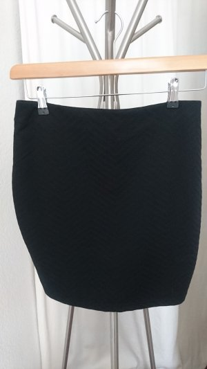 Amisu High Waist Skirt black