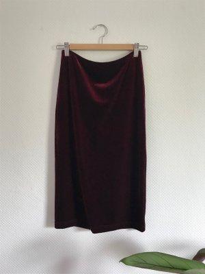 American Apparel Pencil Skirt multicolored spandex