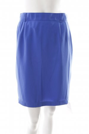 Pencil Skirt blue simple style