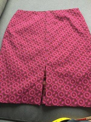 Bleistiftrock Boden, Pink