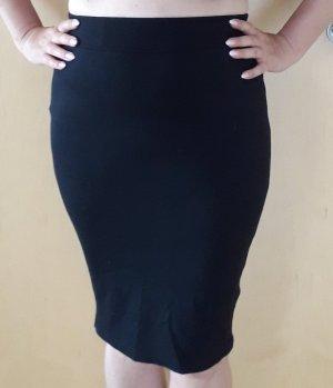 Amisu Falda de tubo negro