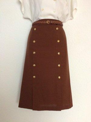 Vintage Pencil Skirt multicolored