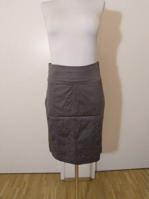Bleistiftrock Pencil Skirt grau H&M Gr. 40