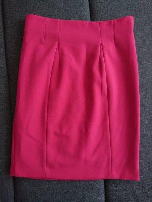 Bleistiftrock Pink, Esprit, Größe 38
