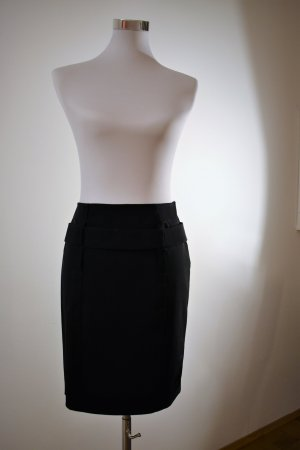 Prada Pencil Skirt black polyamide
