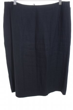 Pencil Skirt black casual look