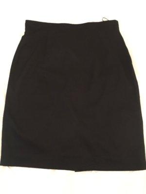 Falda estilo cargo negro