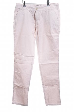 Blend Chinohose creme Casual-Look