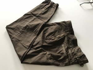 Blend Cargo Pants cognac-coloured-light brown cotton