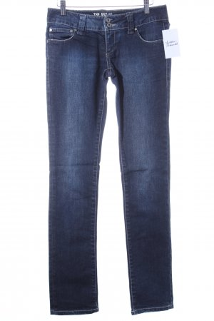 Blend Tube Jeans dark blue casual look