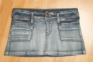 BLENDSHE Jeans Mini Rock Gr 36 S Blogger, Rock, Sommer, Party