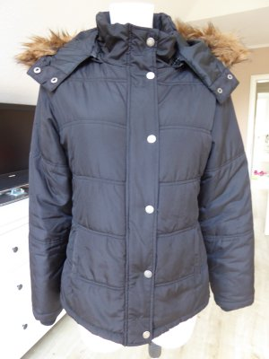 BlendShe Quilted Jacket black polyester