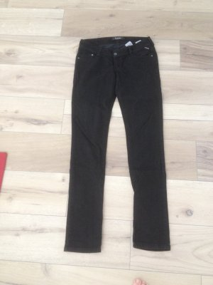 BlendShe Stretch Jeans black cotton