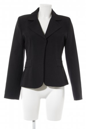 BlendShe Kurz-Blazer schwarz Business-Look