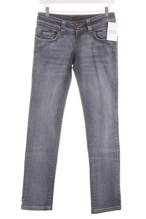 BlendShe Tube jeans korenblauw casual uitstraling