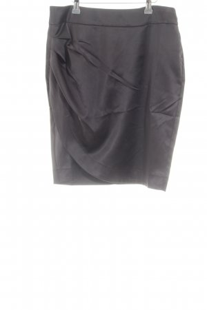 BlendShe Tulip Skirt light grey business style