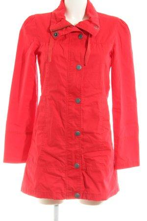 BlendShe Between-Seasons Jacket red casual look