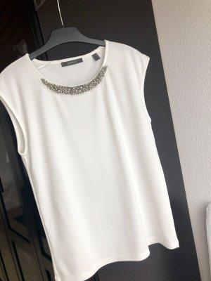 Blickdichte Bluse/Shirt mit Kragen