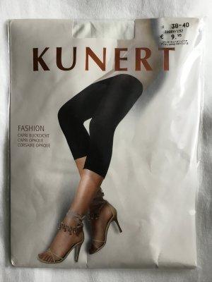 Blickdichte Capri Leggings in cremeweiss von Kunert in 38 - 40