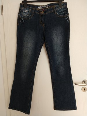 Blind Date Boot Cut Jeans multicolored
