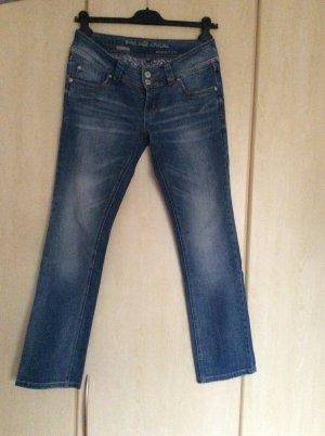 Blind Date Jeans mit trendiger Waschung