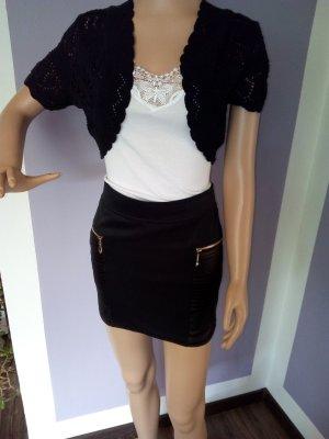 Blind Date Minifalda negro