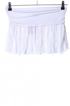 Blind Date Miniskirt white casual look