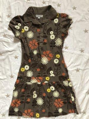 Blind Date Hippie Dress multicolored