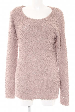 Blind Date Strickpullover altrosa Casual-Look