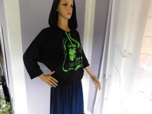 Blind Date Sweatshirt 3/4 Arm