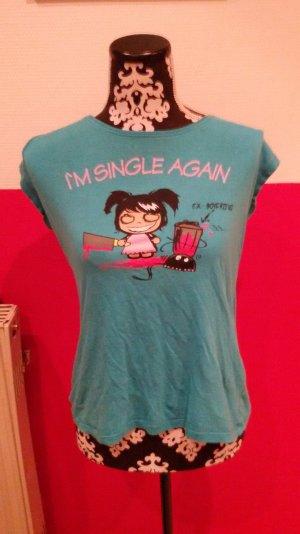 Blind Date T-Shirt getragen