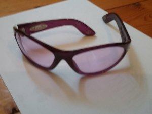 Bril violet kunststof
