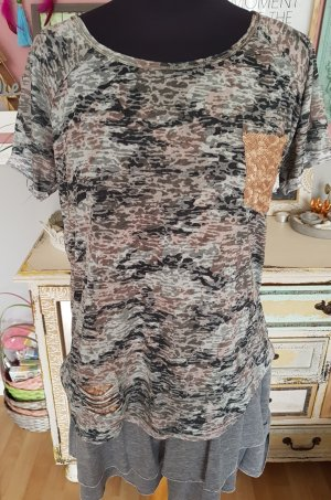 Bling-Bling camouflage shirty