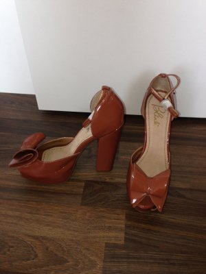 Blink by Bronx Plateau Pumps 39 *NEU*