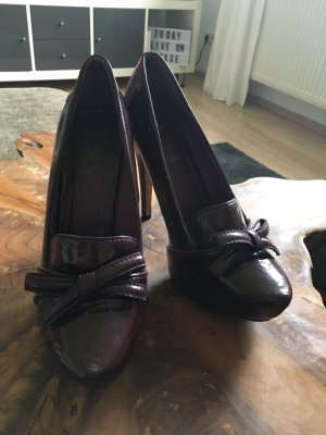 Blink High Heels bordeaux